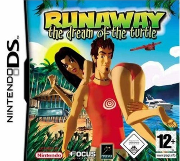 Cover zu Runaway: The Dream Of The Turtle
