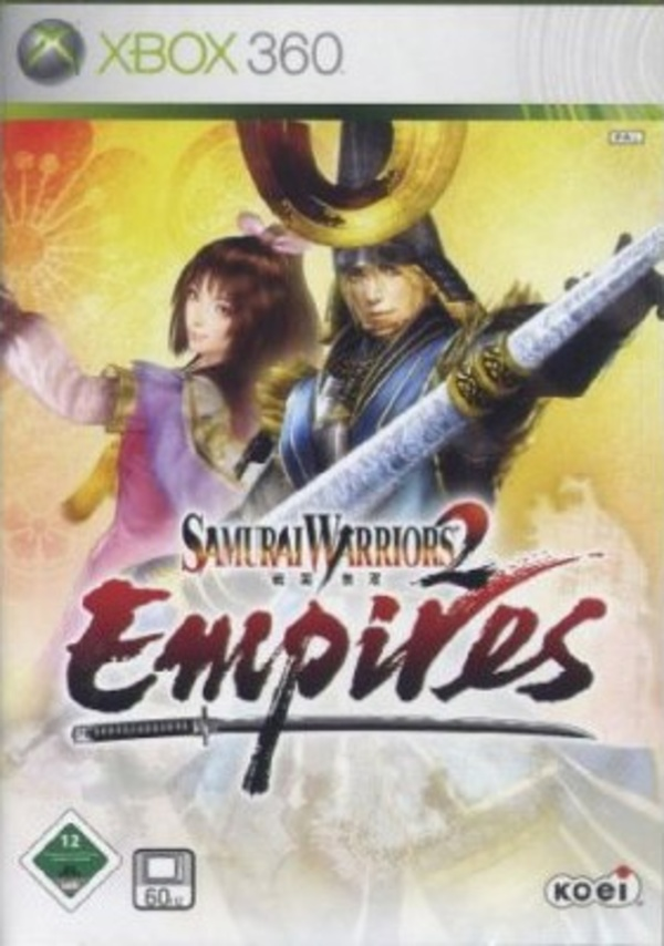 Cover zu Samurai Warriors 2 Empires
