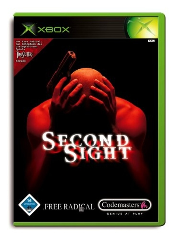 Cover zu Second Sight