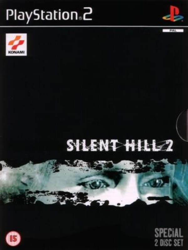 Cover zu Silent Hill 2