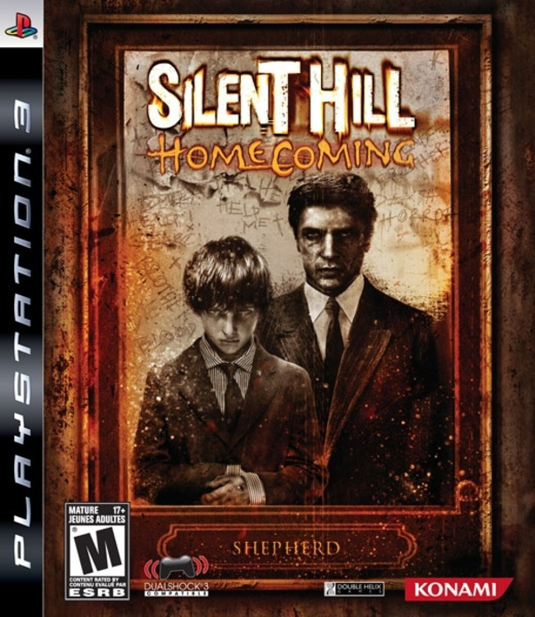 Cover zu Silent Hill: Homecoming