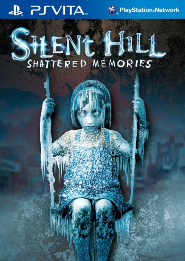 Cover zu Silent Hill: Shattered Memories