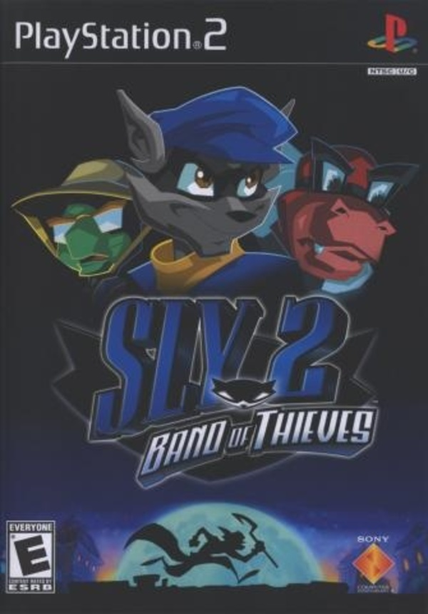 Cover zu Sly 2: Band of Thieves