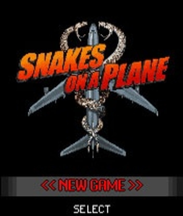 Cover zu Snakes On A Plane