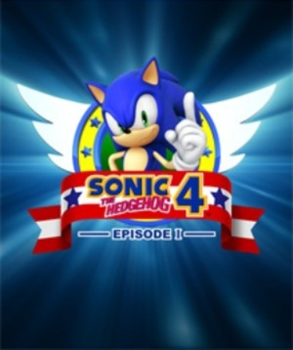 Cover zu Sonic the Hedgehog 4