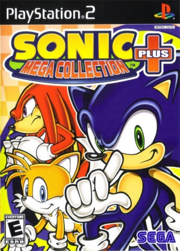Cover zu Sonic Mega Collection Plus