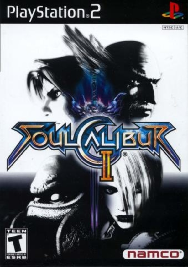 Cover zu Soul Calibur 2