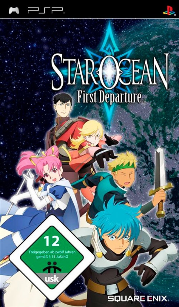 Cover zu Star Ocean: First Departure
