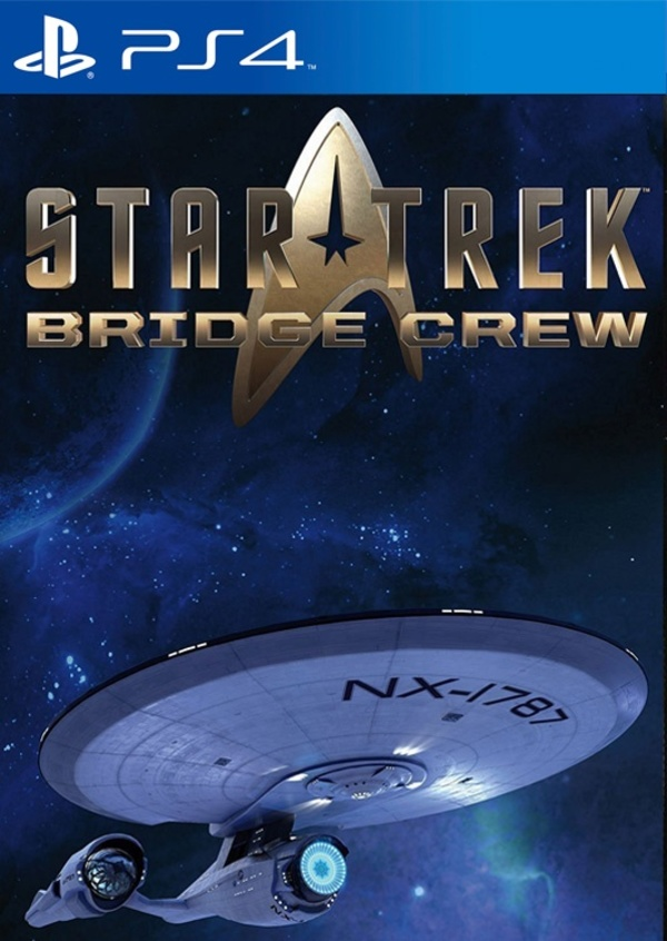 Cover zu Star Trek: Bridge Crew