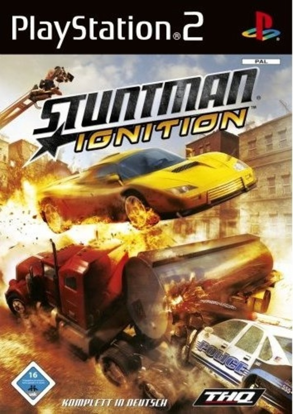 Cover zu Stuntman Ignition