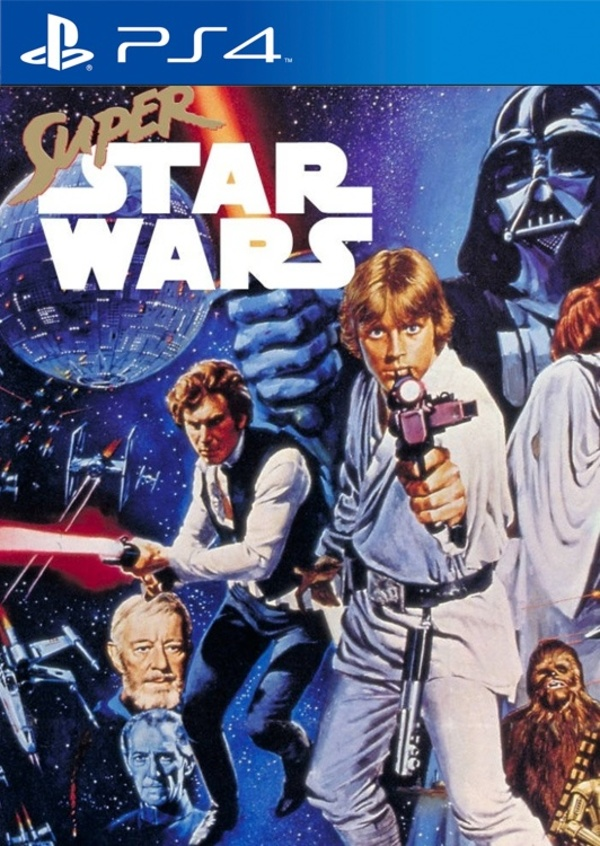 Cover zu Super Star Wars
