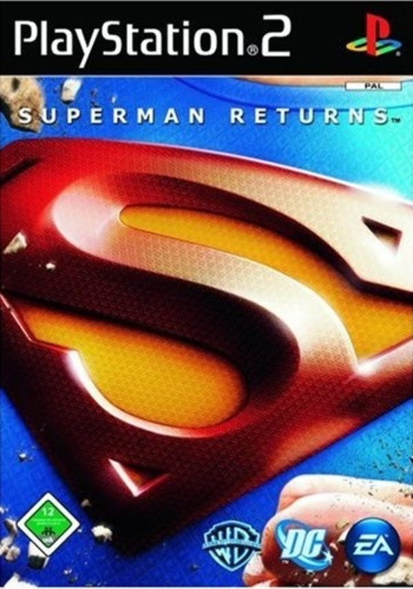 Cover zu Superman Returns