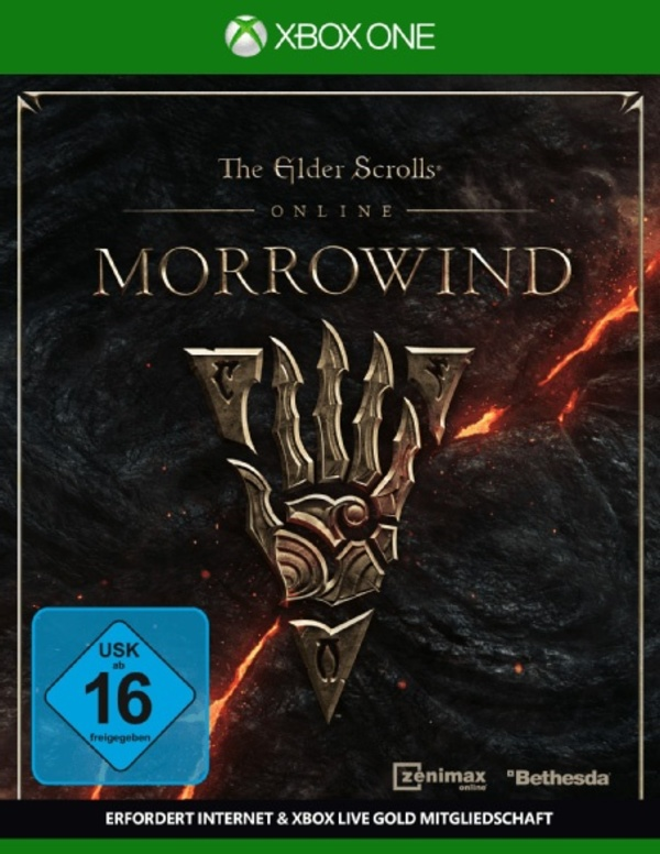 Cover zu The Elder Scrolls Online: Morrowind