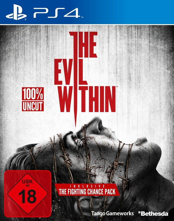 Cover zu The Evil Within