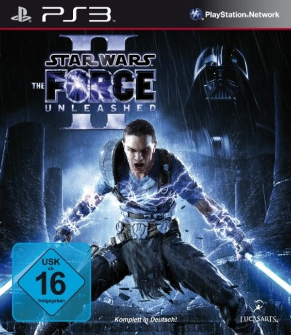 Cover zu Star Wars: The Force Unleashed 2