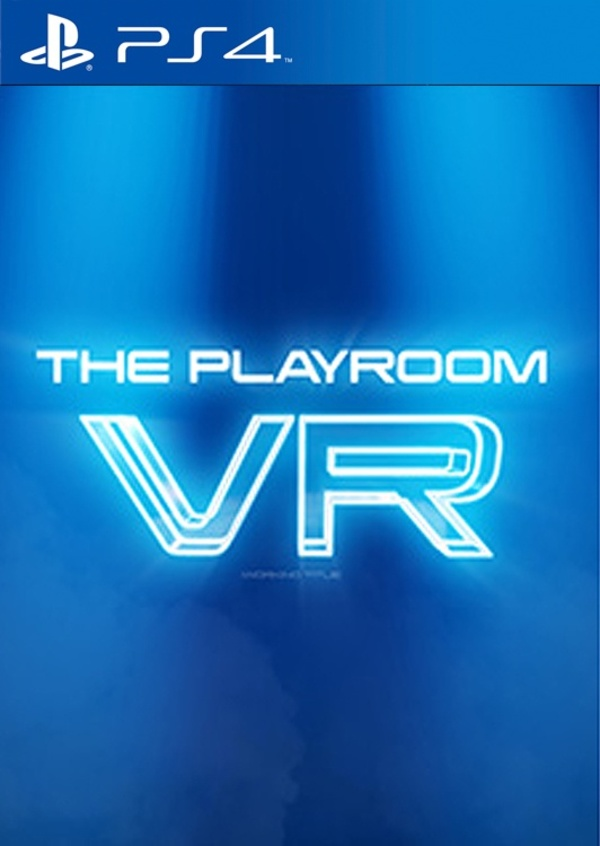 Cover zu The Playroom VR