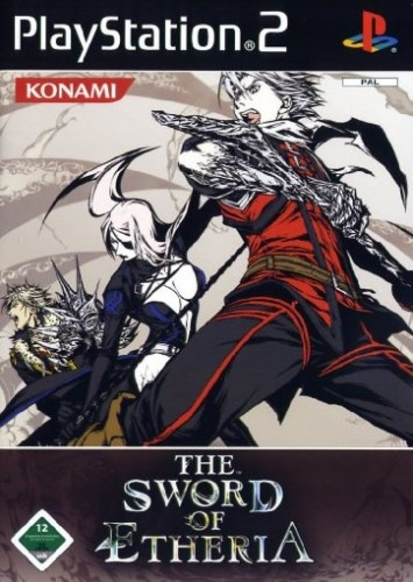 Cover zu The Sword of Etheria