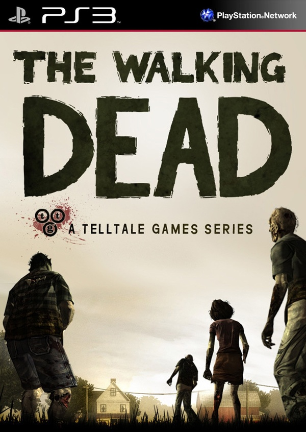 Cover zu The Walking Dead: Episode 2 - Starved for Help