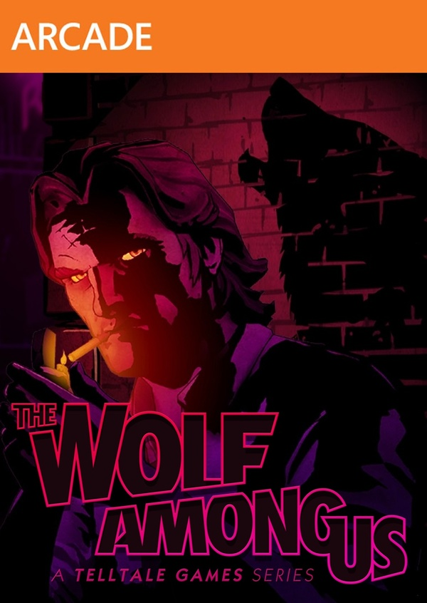 Cover zu The Wolf Among Us - Episode 3