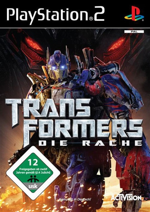 Cover zu Transformers: Revenge of the Fallen