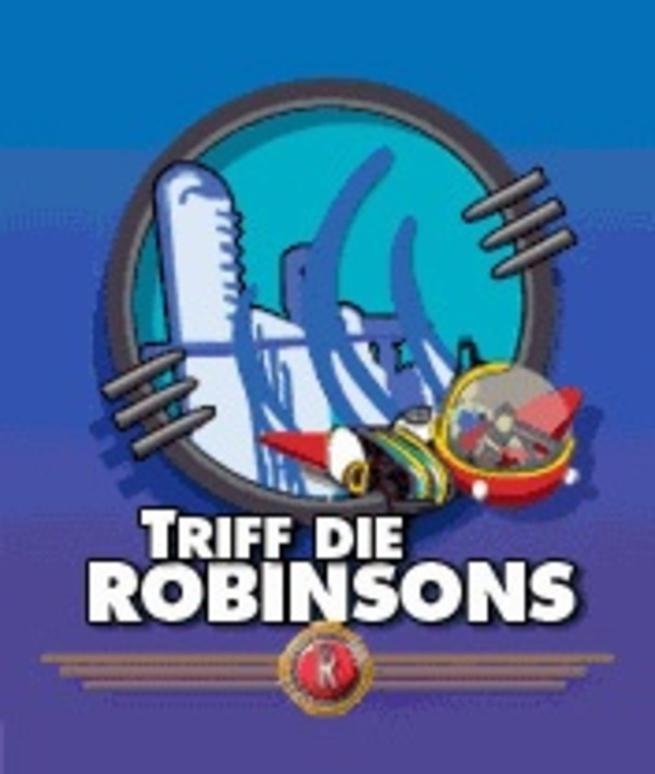 Cover zu Triff die Robinsons