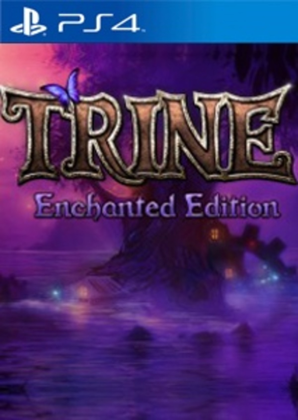 Cover zu Trine: Enchanted Edition