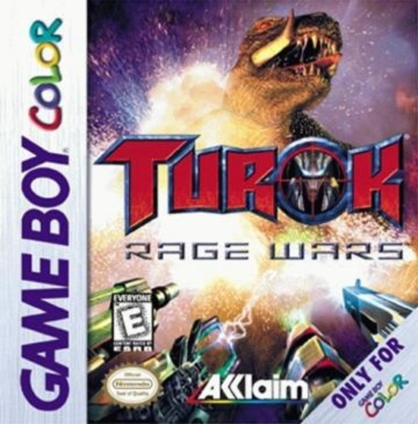 Cover zu Turok: Rage Wars