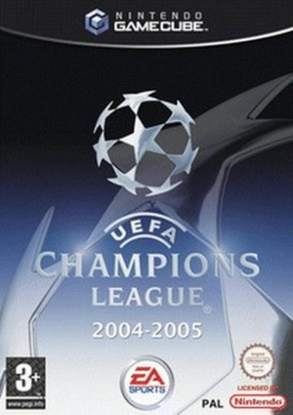 Cover zu UEFA Champions League 2004-2005