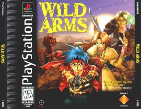 Cover zu Wild Arms