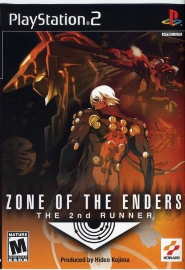 Cover zu Zone of the Enders: The Second Runner