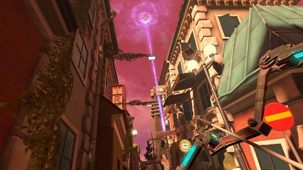 Screenshot zu Apex Construct (PS4) - Screenshots