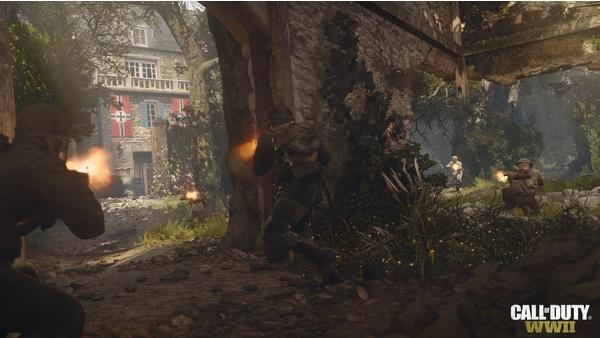 Screenshot zu Call of Duty: WW2 (Xbox One) - Screenshots