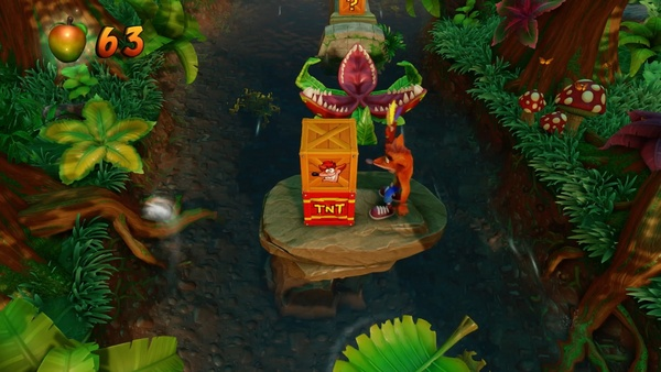 Screenshot zu Crash Bandicoot N. Sane Trilogy (PS4) - Screenshots