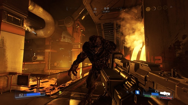 Screenshot zu Doom (PS4) - Screenshots