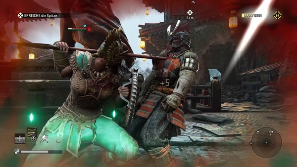 Screenshot zu For Honor (PS4) - Screenshots