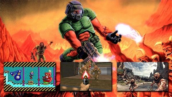 Screenshot zu id Software - Historiengalerie (PS3) - Alle Spiele der Shooter-Experten