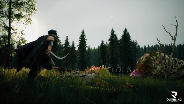 Screenshot zu Knights of Light (PS4) - Screenshots