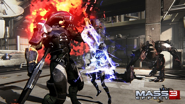 Screenshot zu Mass Effect 3 (PS3) - Screenshots aus dem »Reckoning«-DLC