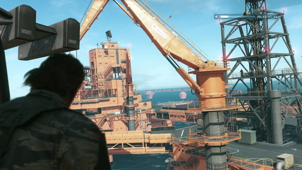 Screenshot zu Metal Gear Solid 5: The Phantom Pain (PS4) - Screenshots