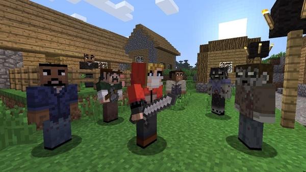 Screenshot zu Minecraft: Xbox 360 Edition (PS4) - Screenshots