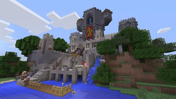 Screenshot zu Minecraft PS3-Edition (PS3) - Screenshots