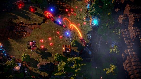 Screenshot zu Nex Machina (PS4) - Screenshots