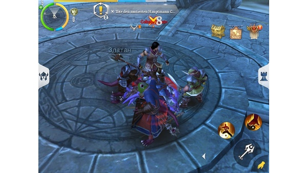 Screenshot zu Order & Chaos 2 (iOS) - Screenshots