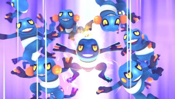 Screenshot zu Pokémon Tekken DX (Nintendo Switch) - Screenshots