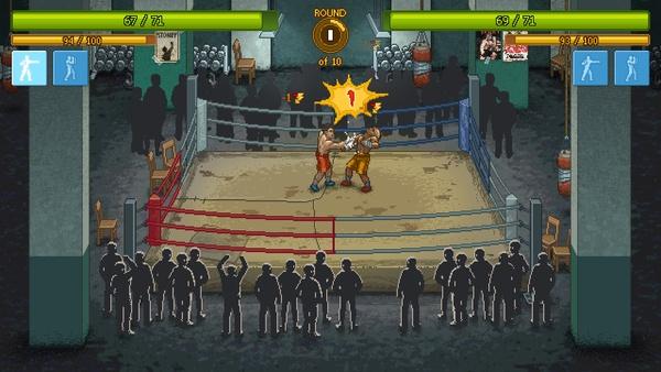 Screenshot zu Punch Club (PS4) - Screenshots