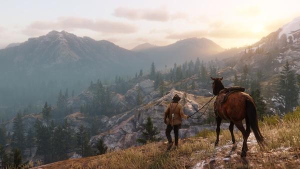 Screenshot zu Red Dead Redemption 2 (PS4) - Screenshots