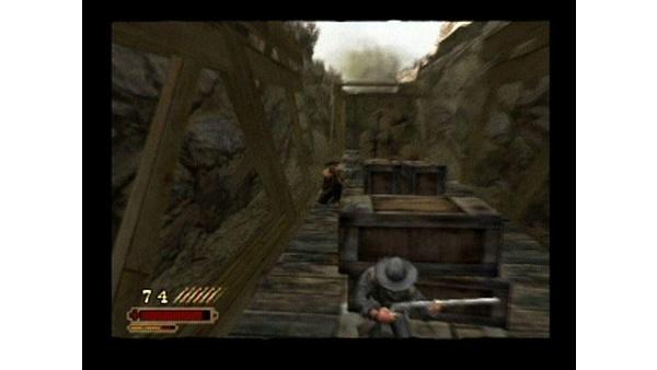 Screenshot zu Red Dead Revolver PlayStation 2 (PS2) -