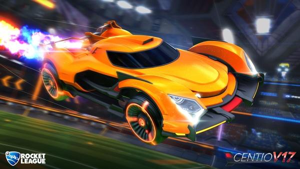 Screenshot zu Rocket League (PS4) - Screenshots