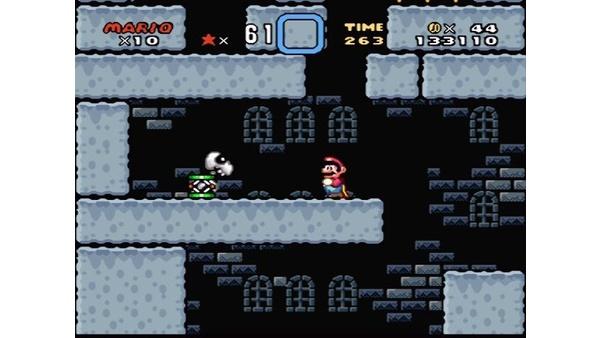 Screenshot zu Super Mario World SNES (SNES) - Screenshots