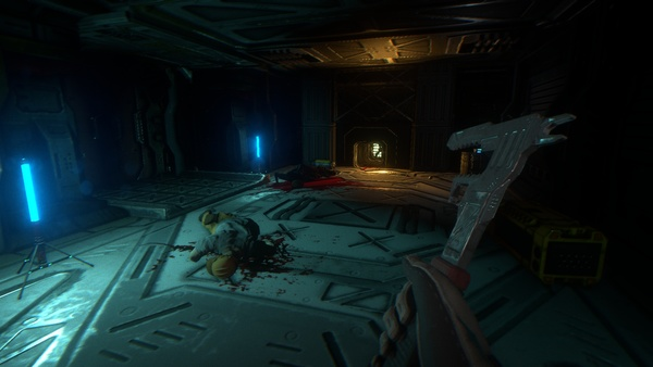 Screenshot zu Syndrome (PS4) - Screenshots